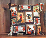 Thanksgiving Cotton Throw Pillow Cover