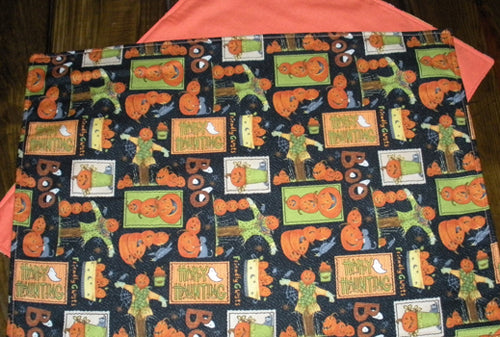 Happy Hauntings Halloween Placemats