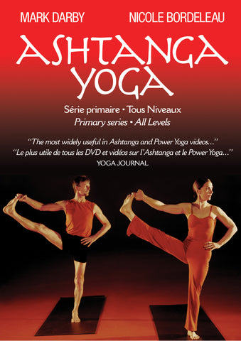 Ashtanga yoga - Bilingual DVD