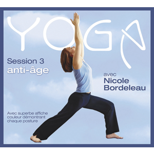 Yoga anti-âge session 3    (audio)