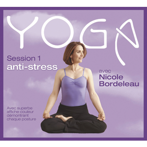 Yoga anti-stress session 1    (audio)
