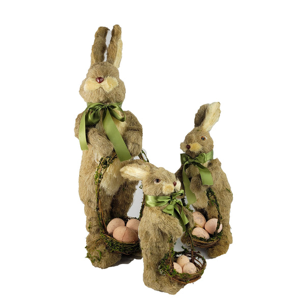 Bunnies Just in Time to Plan Your Easter Tablescape