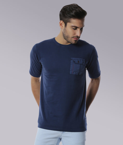 YWC Organic Cotton Luxe Knit T-shirt