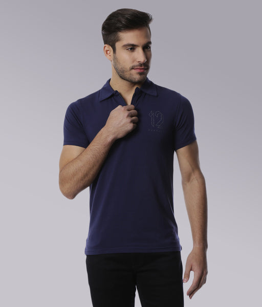 YWC Supima Cotton Polo T-shirt