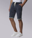YWC Combat Stretch Indigo Shorts