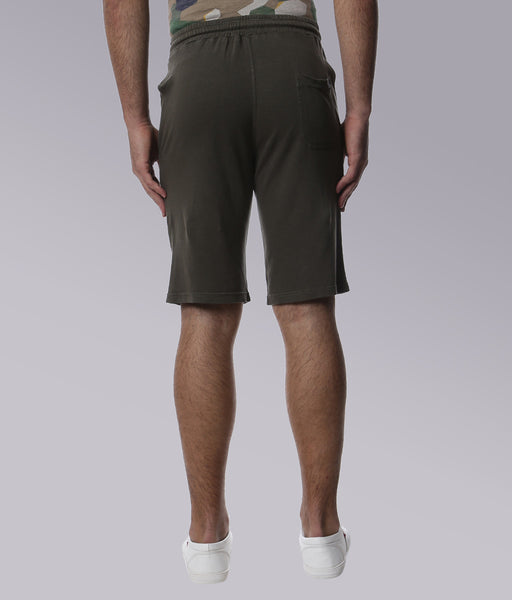 YWC Active Shorts - OLIVE GREEN