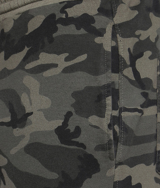 YWC Camouflage Print Joggers