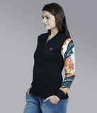 YWC Organic Cotton Printed Jacket