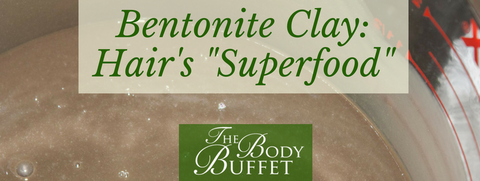 Bentonite clasy is a superfood
