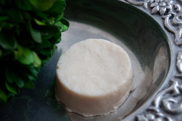 100% Shea Butter Soap Sample Size