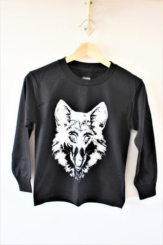 WOLF LONG SLEEVE (YOUTH)