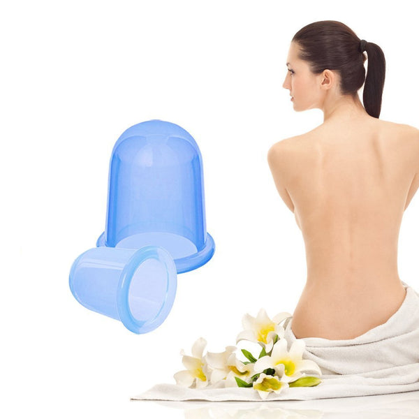 Anti Cellulite Vacuum Silicone  Cups