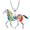 Horse Necklace Set