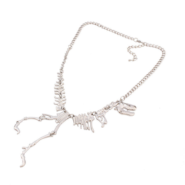 Dinosaur Necklace (Giveaway)