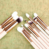 12pcs Pro Makeup Brushes