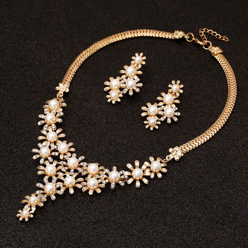 Pearl Bridal Jewelry Sets - Hyperion