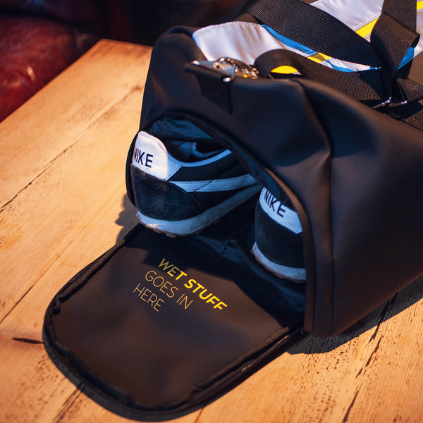 THE COMMUTER DUFFLE