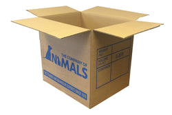 10 x Large Removal / moving boxes - extra strong, double wall - Next day delivery