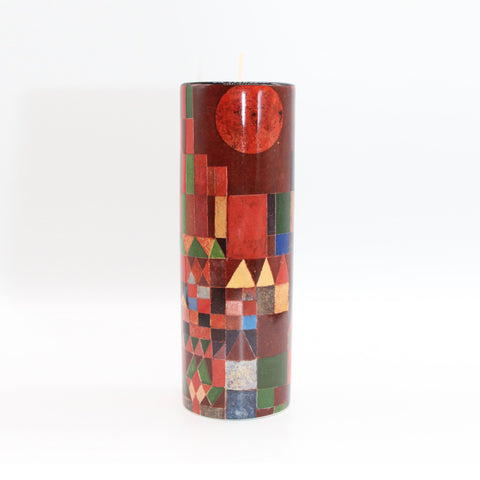 "Candle Holder Klee ""Castle and Sun"" Tea Light"