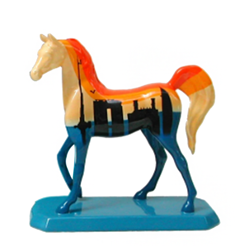 Ceramic Figurine Horse