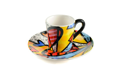 Romero Britto Ceramic A New Day