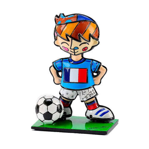 Romero Britto Footballer France