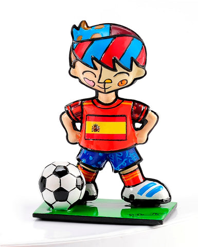 Romero Britto Footballer Spain
