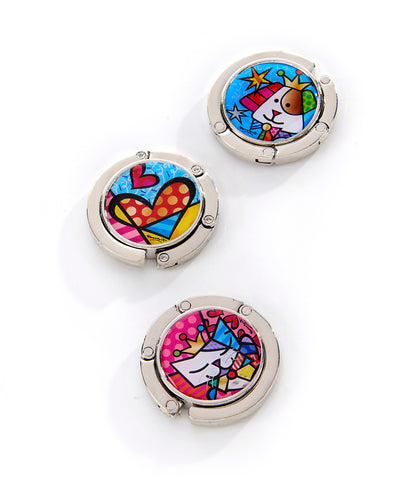 Romero Britto Anniversary Purse Holder