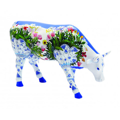 "Cow Parade Large ""Muuu Selmalet"""