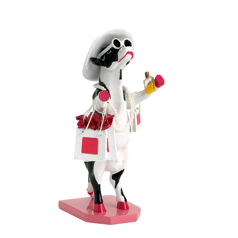 Cow Parade Alphadite Goddess Shopping Medium
