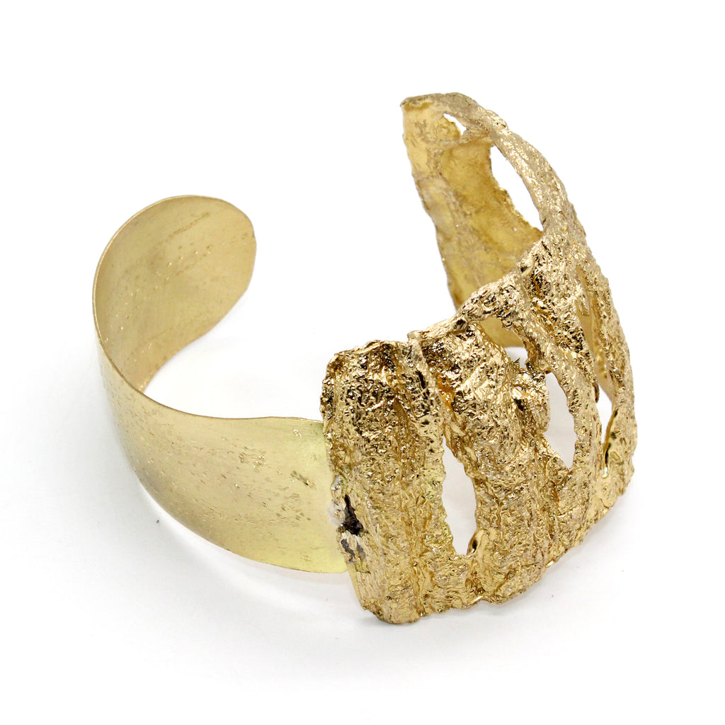 Opus Bangle Bronze Matt Style