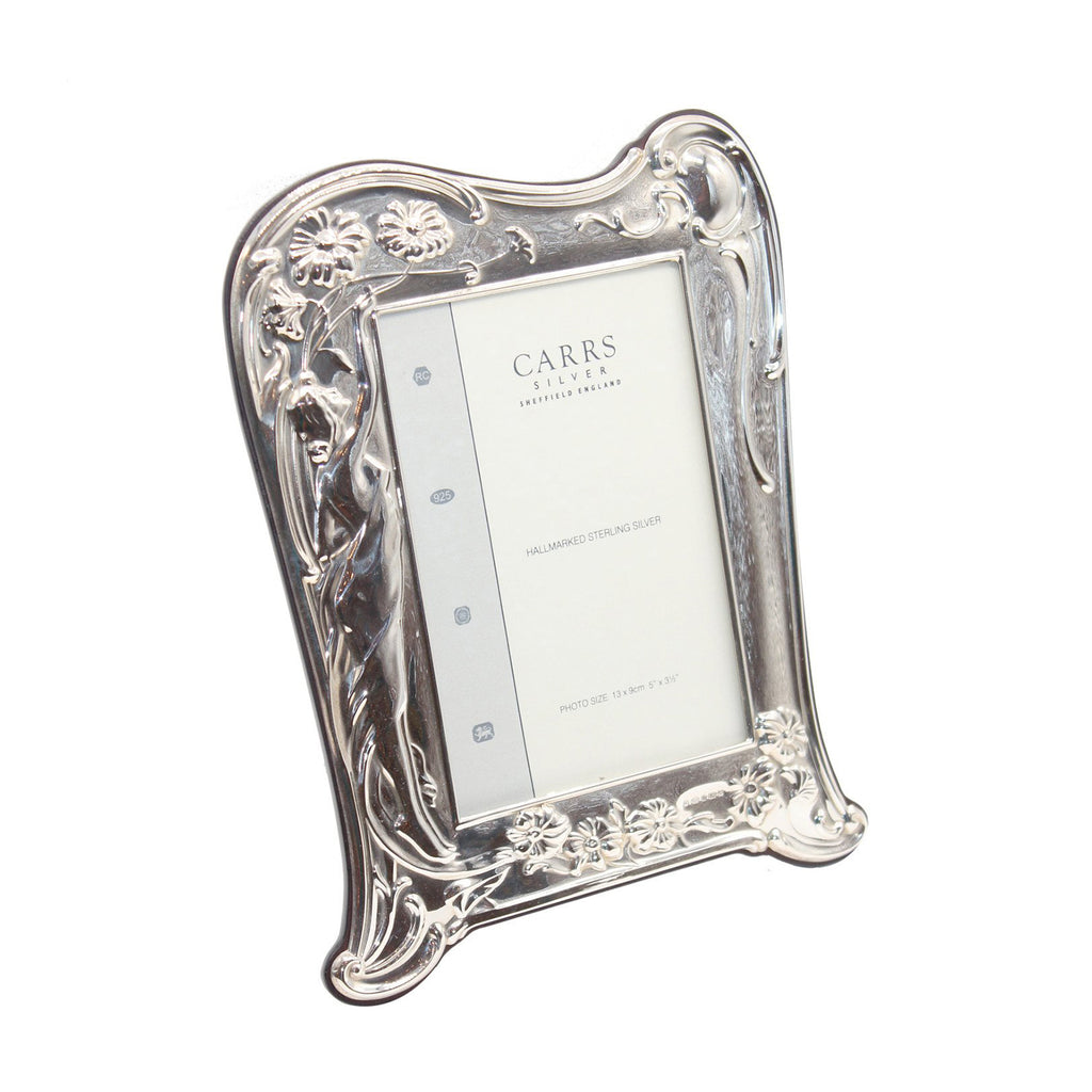 Traditional Sterling Silver Frame by Carrs of Sheffield