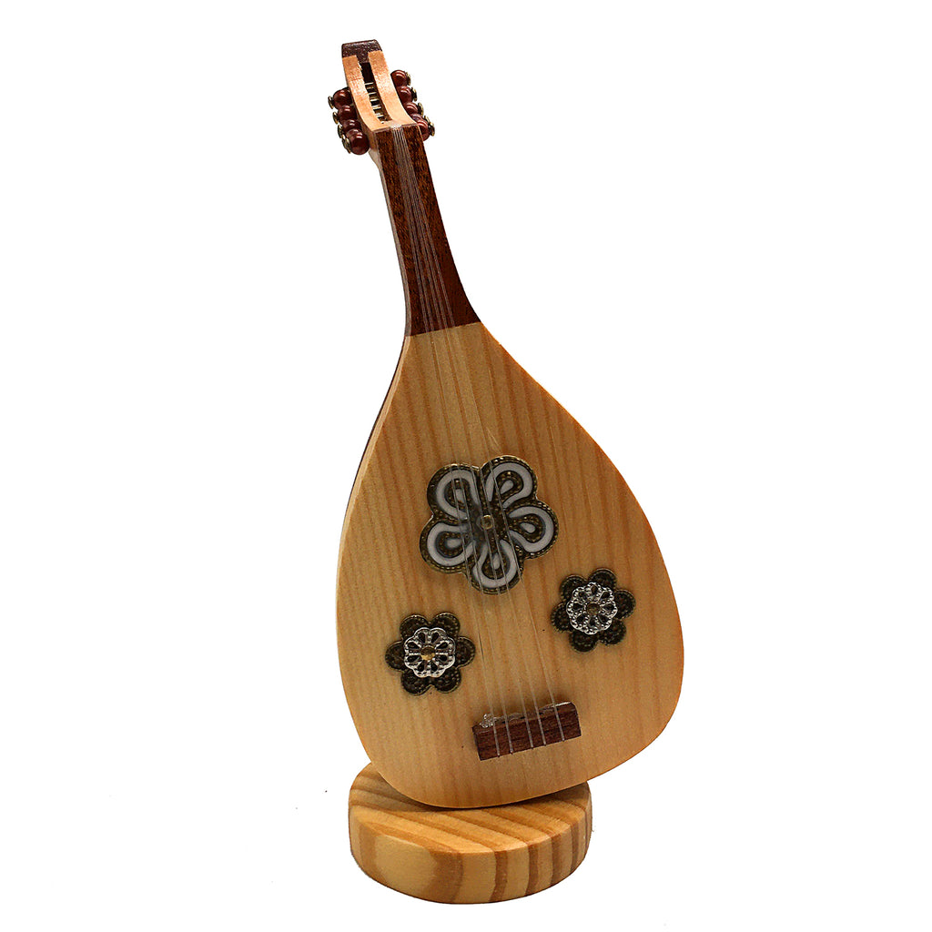 Musical Instruments Miniature Arabic Oud