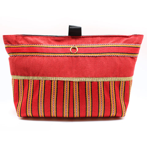 N Pouch Tota Red