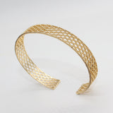 Les Cleias Bangle Filigree
