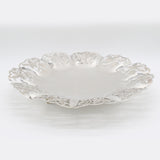 Pure Silver Plate Filigree