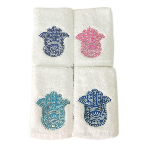 Guest Towels Hand Kaff Set of 4
