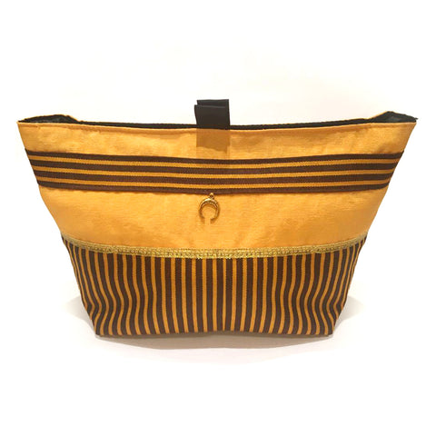 N Pouch Tota Yellow Large