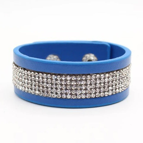 Fashion Bracelet with Zircon