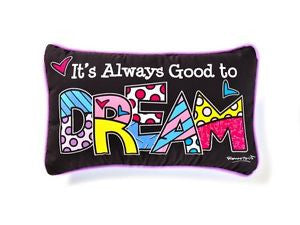 Romero Britto Pillow Dream