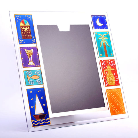 Gifts in UAE Hand Painted Jameela Glass Frame
