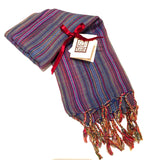 Handwoven Scarf Small