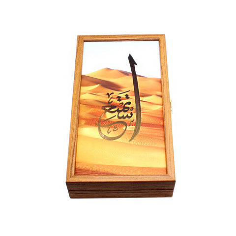 Backgammon Liwa Desert Design