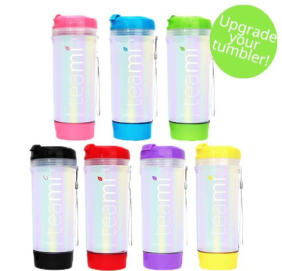 600ml Tumbler- upgraded - Teami Blends