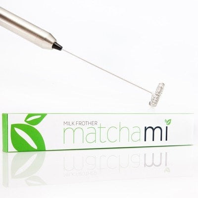 MatchaMi Milk Frother