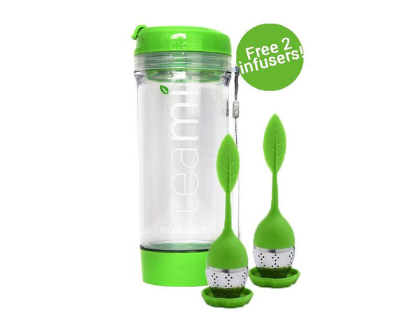 Tumbler + 2 free infusers - Teami Blends