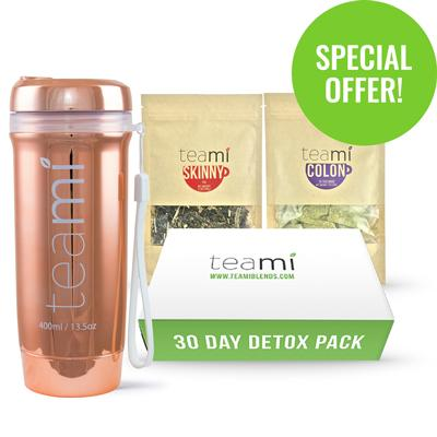 Luxury Teami Teatox 30 Days Bundle - Teami Blends