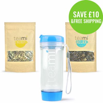 Teami Inspirit Bundle - Teami Blends