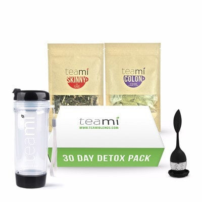 Teami Teatox 30 Days Bundle - Teami Blends