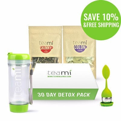 Teami Teatox 30 Days Bundle